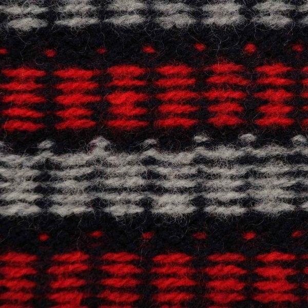Sunspel Fairisle Crew Neck Knit