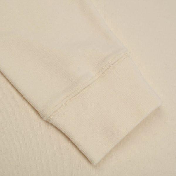 Sunspel Sweat Top Archive White