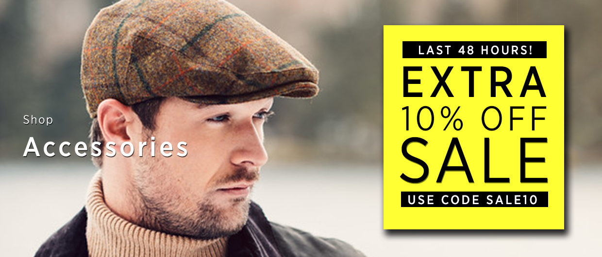 Extra 10% off Accessories Mid Season Sale at The Sporting Lodge