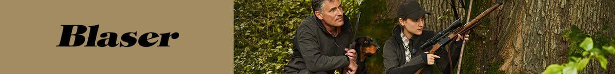 Blaser Blaser Clothing & Shooting Accessories at The Sporting Lodge