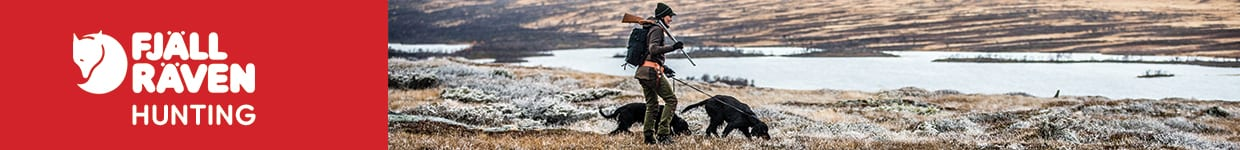 Fjällräven Hunting Clothing Range at The Sporting Lodge