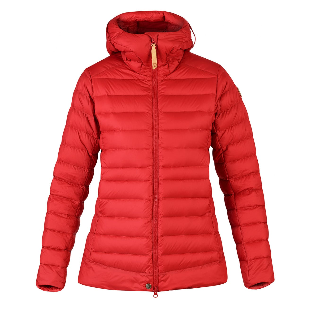 168f1eb28a Fjallraven Womens Keb Touring Down Jacket Lava - The Sporting Lodge
