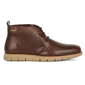 Barbour Burghley Boot Brown
