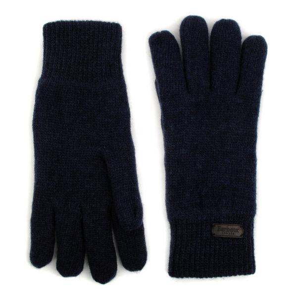 Barbour Carlton Gloves Navy