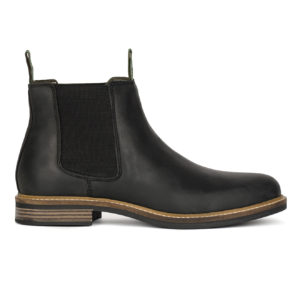 Barbour Farsley Chelsea Boot Black
