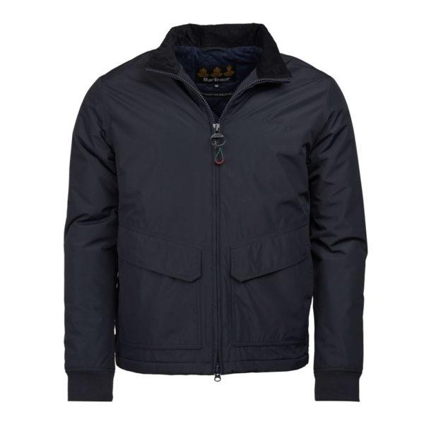 Barbour Herrington Jacket Navy