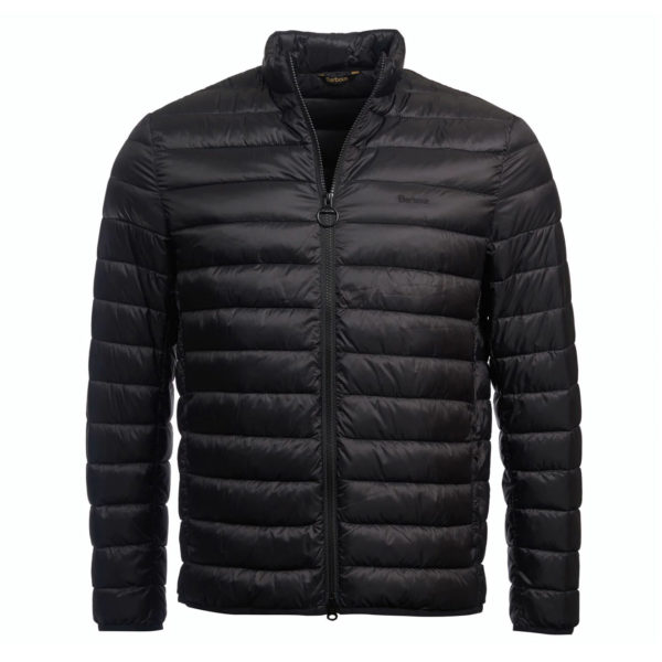 Barbour Penton Quilt Jacket Black