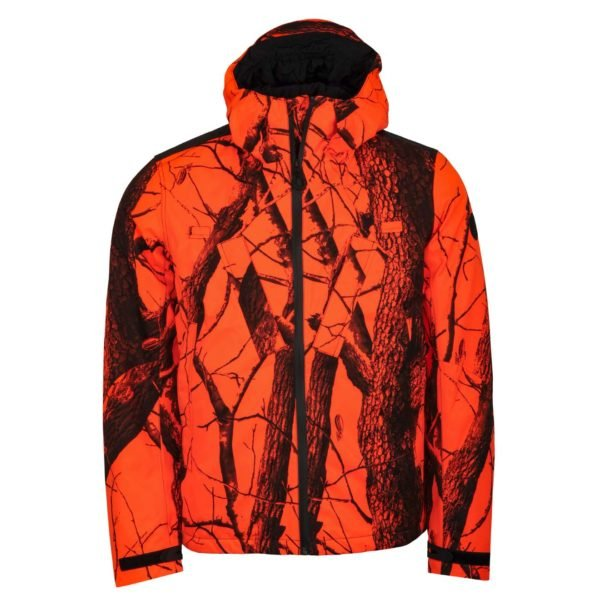 Beretta Heatdry Active GTX Jacket Camo Orange