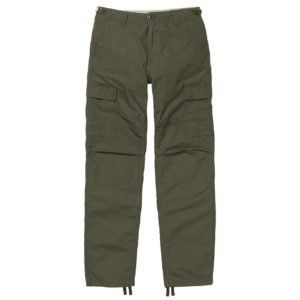 Carhartt Aviation Pant Reg Leg Cypress Rinsed