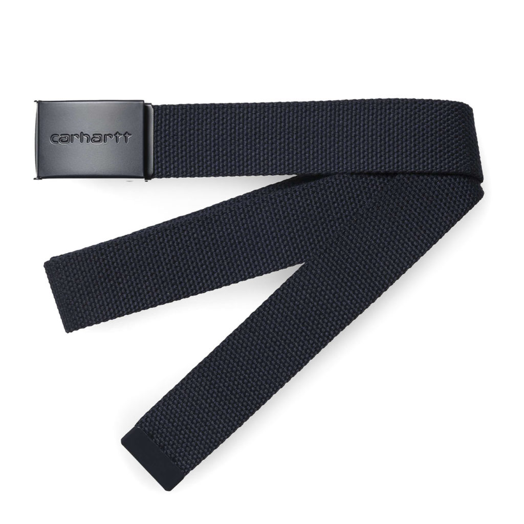 Carhartt Clip Belt Tonal Dark Navy