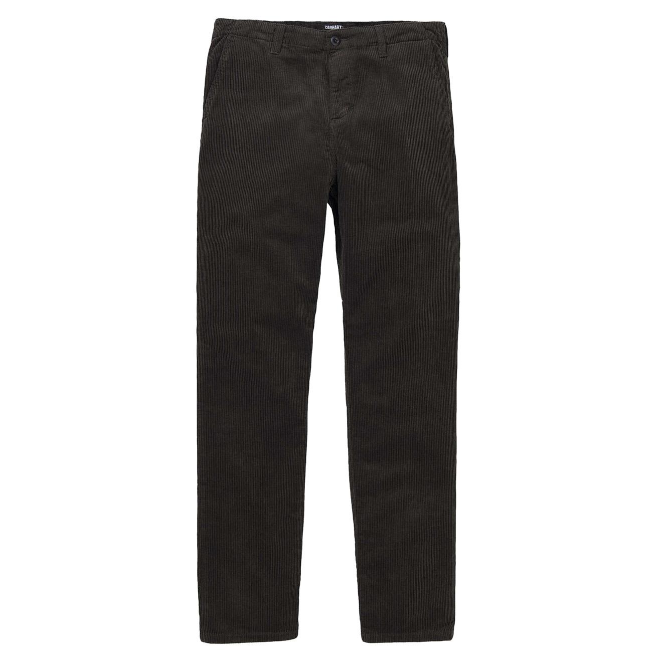 Carhartt Club Pant Regular Leg Tobacco Rinsed | The ...