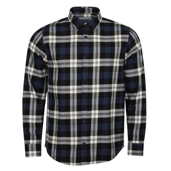 Carhartt Lessing Shirt Lessing Check Blue