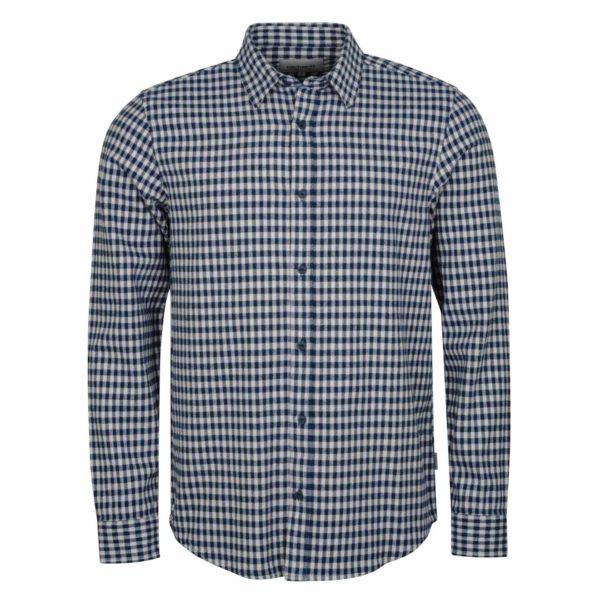 Carhartt Stawell Shirt Stawell Check Metro Blue White