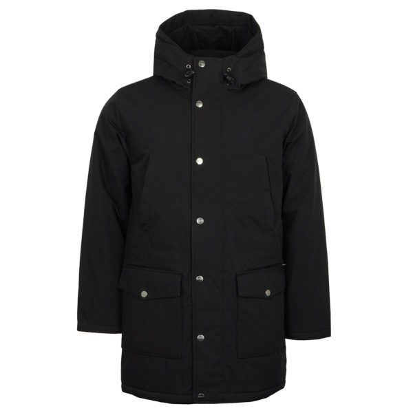 Carhartt Tropper Parka Jacket Black