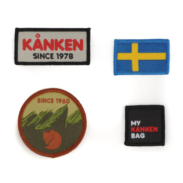 Fjallraven Kanken Badge Pack