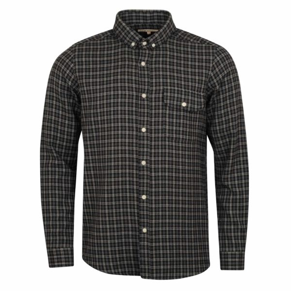 Far Afield Larry Flannel Shirt Saville Check 3