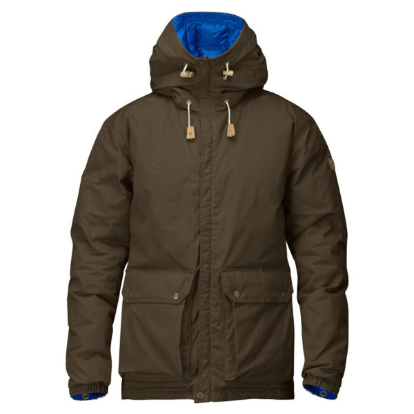 Fjallraven Down Jacket No. 16 Dark Olive
