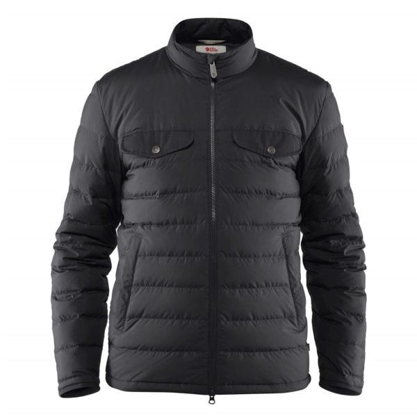 Fjallraven Greenland Down Liner Jacket Black