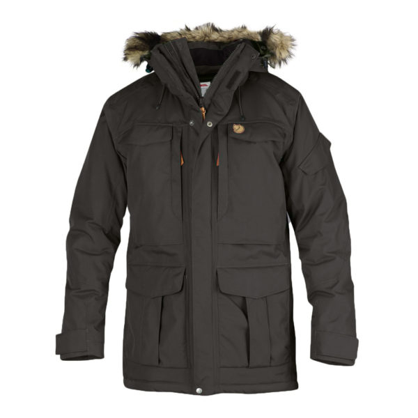 Fjallraven Yupik Parka Mountain Grey