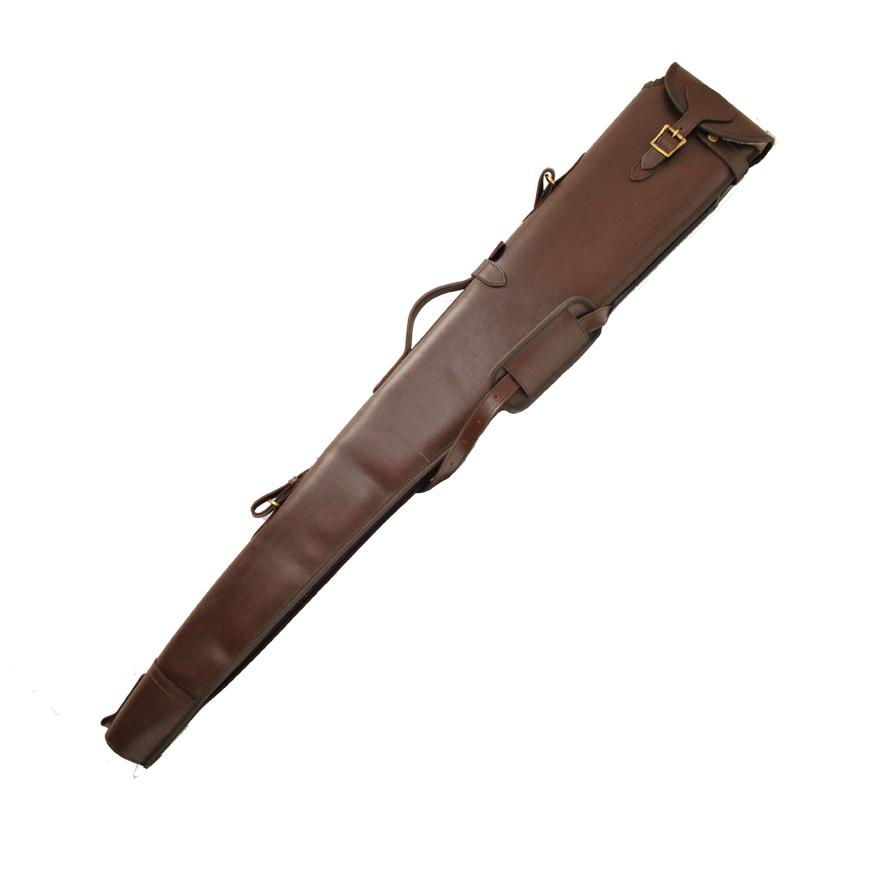 GMK Chawton Leather Shotgun Slip Brown