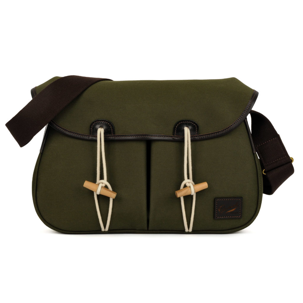 Gloverall x Brady Ariel Large Bag Olive