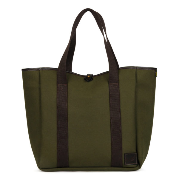 Gloverall x Brady Classic Tote Bag Olive