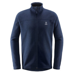 Haglofs Swook Fleece Jacket Tarn Blue