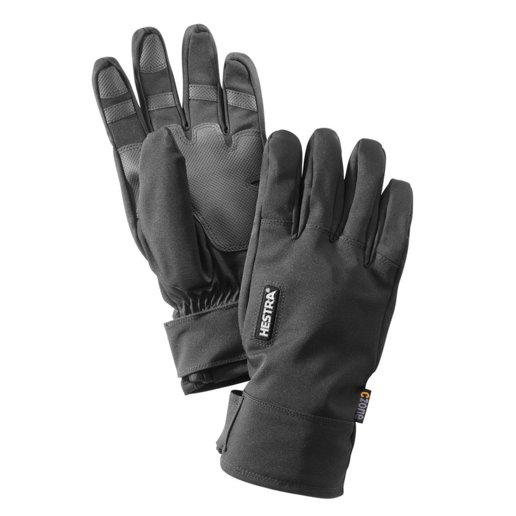 Hestra CZone Contact Pick Up Mens Glove Black