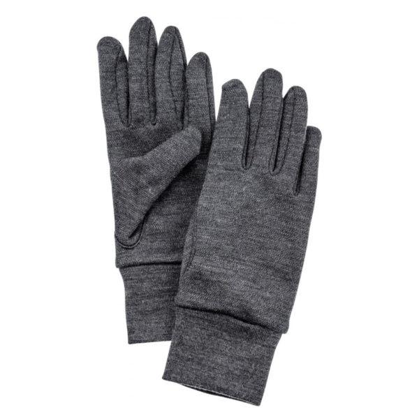Hestra Heavy Merino Unisex Glove Grey