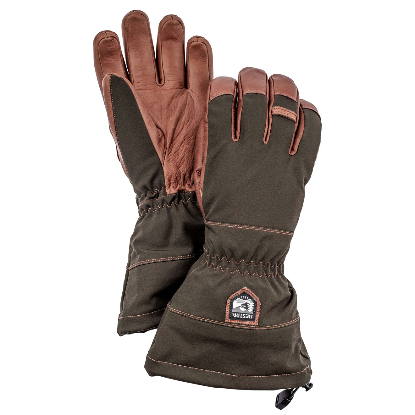 a6c42d786edc6 Hestra Hunters Gauntlet CZone Mens Glove Dark Forest - The Sporting ...