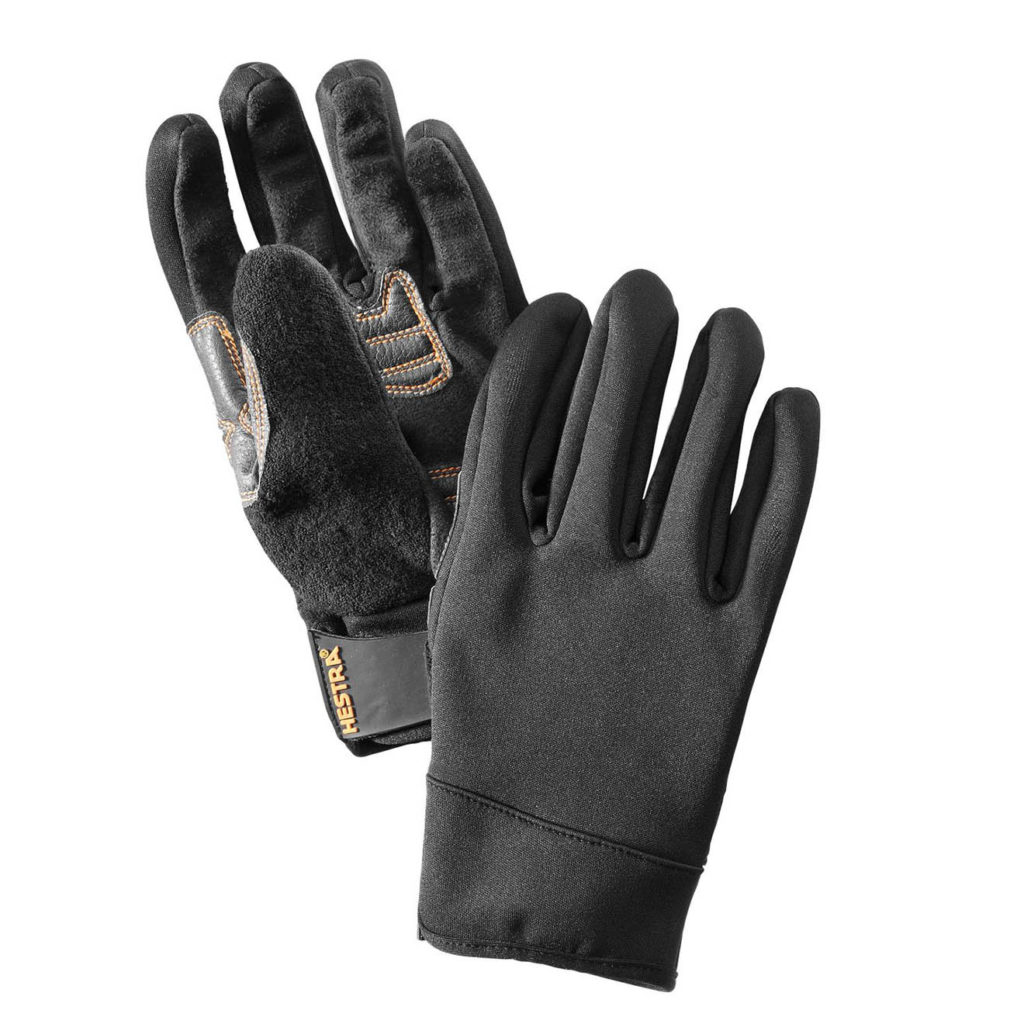 Hestra Tactility Mens Glove Black