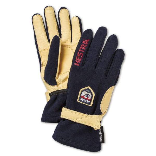 Hestra Windstopper Active Mens Glove Navy