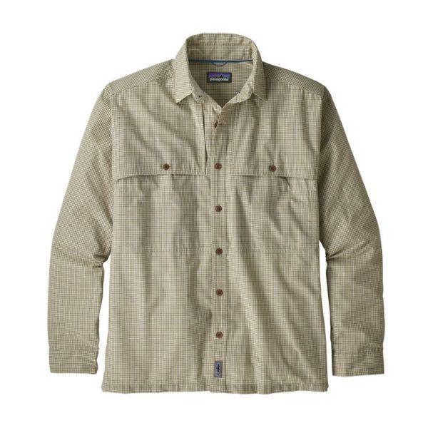 Patagonia Island Hopper II Shirt Double Haul Desert Sage