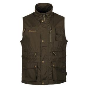 Pinewood New Tiveden Vest Gilet Dark Olive
