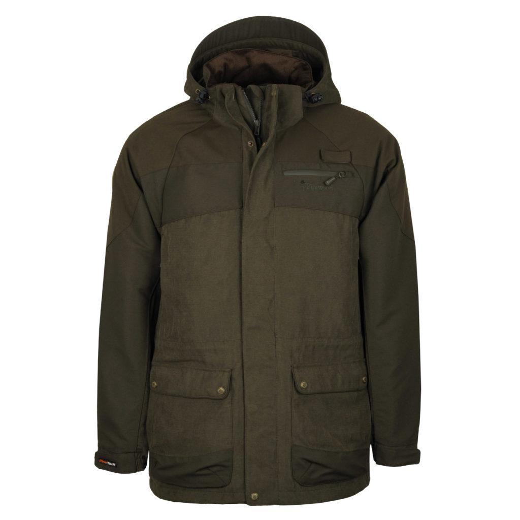 Pinewood Prestwick Exclusive Jacket Moss Green
