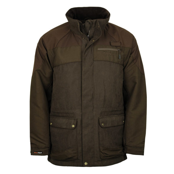 Pinewood Prestwick Exclusive Jacket Suede Brown