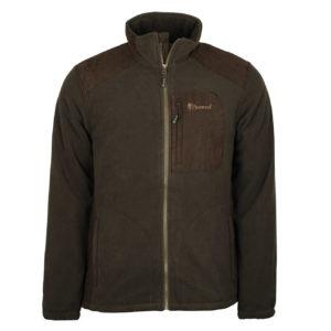 Pinewood Wildmark Fleece Membrane Hunting Brown Suede
