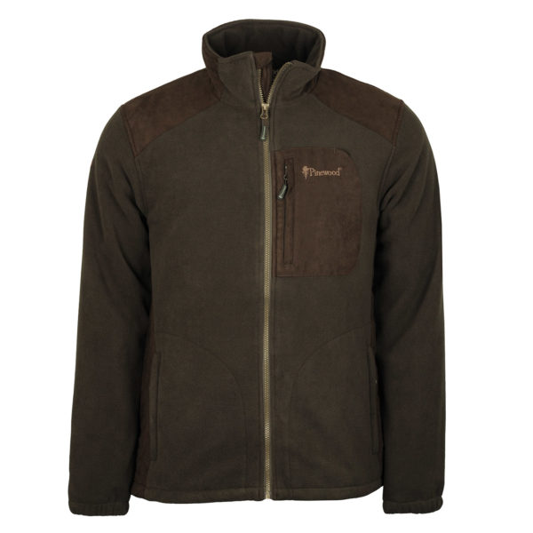 Pinewood Wildmark Fleece Membrane Hunting Brown Suede