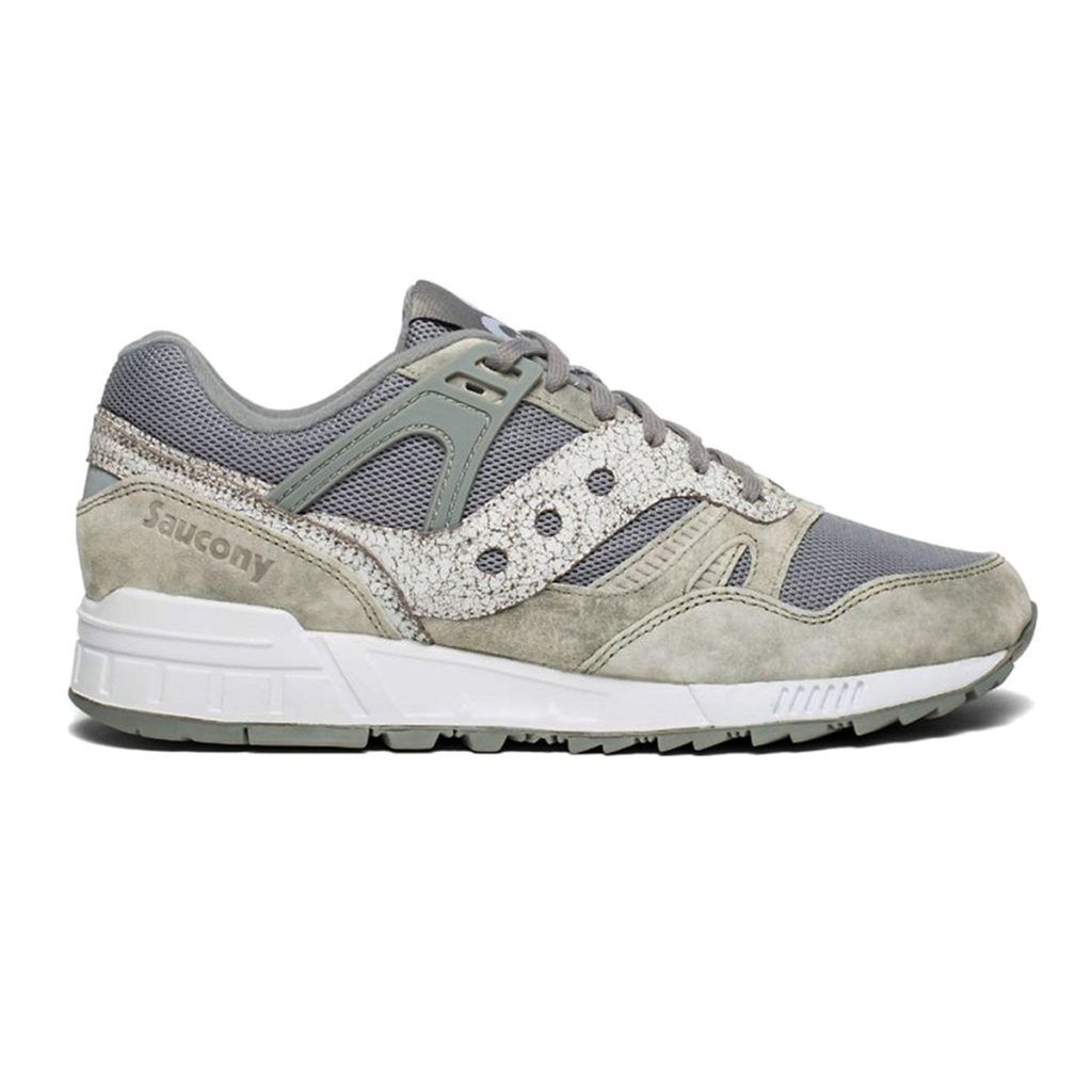 Saucony Grid SD Trainer Grey White