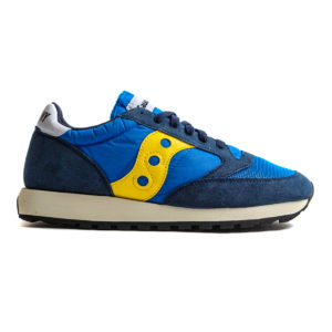 Saucony Jazz Original Vintage Blue Yellow