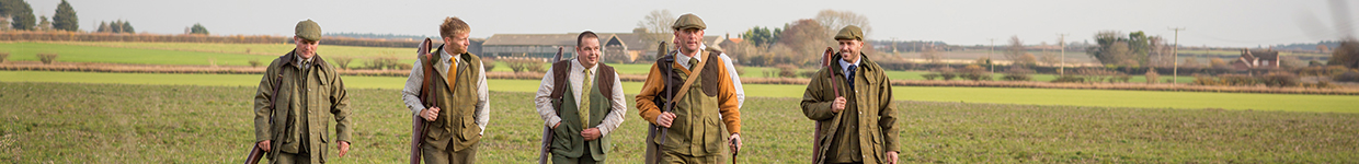 Large Selection of Mens Shooting Clothing at The Sporting Lodge