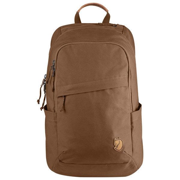 Fjallraven Raven 20L Backpack Chestnut