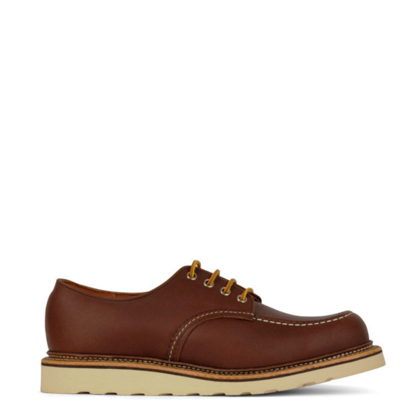 Red Wing Classic Oxford Shoe Mahogony