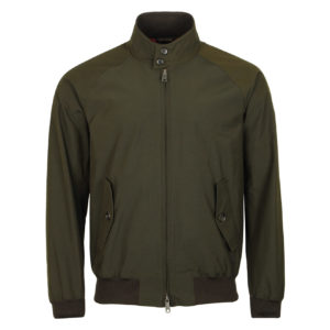 Baracuta Classic Harrington Jacket Chestnut
