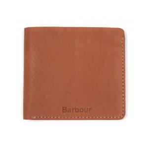 Barbour Artisan Wallet Tan