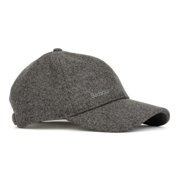 Barbour Coopworth Sports Cap Grey