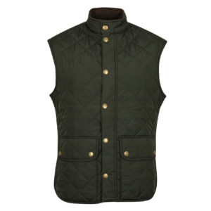 Barbour Lowerdale Quilted Gilet Sage