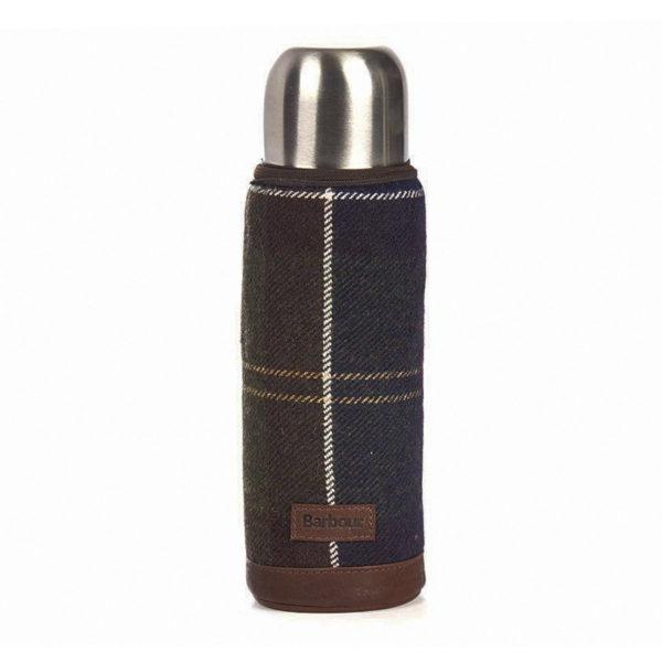 Barbour Tartan Thermal Flask Classic Tartan