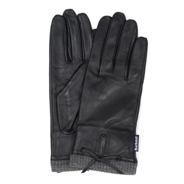Barbour Womens Dovedale Gloves Black