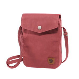 Fjallraven Greenland Pocket Bag Dahlia